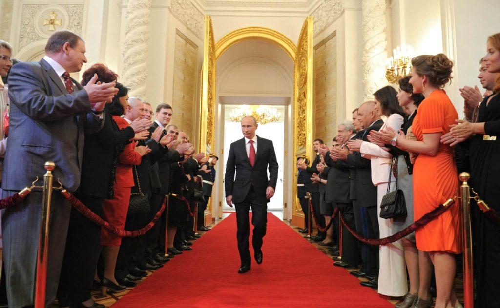 Rusya Devlet Başkanı Vladimir Putin -Devlet Başkanlığı Dönemi (Kremlin.ru)