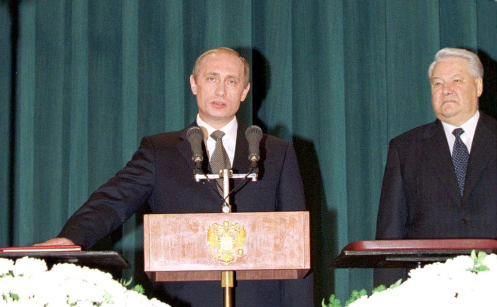 Rusya Devlet Başkanı Vladimir Putin -Devlet Başkanlığı yemin töreni (Kremlin.ru)