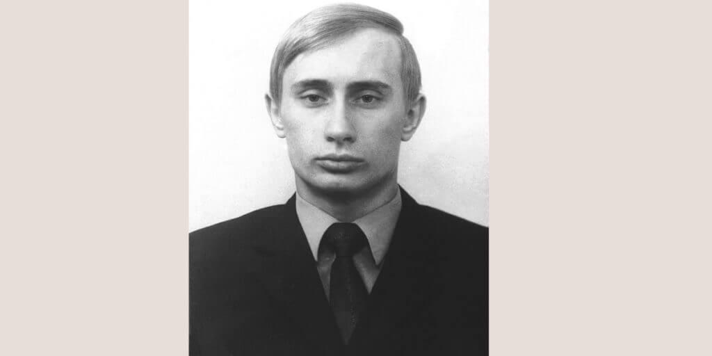 Rusya Devlet Başkanı Vladimir Putin gençlik yılları (Kişisel arşivi Kremlin.ru)