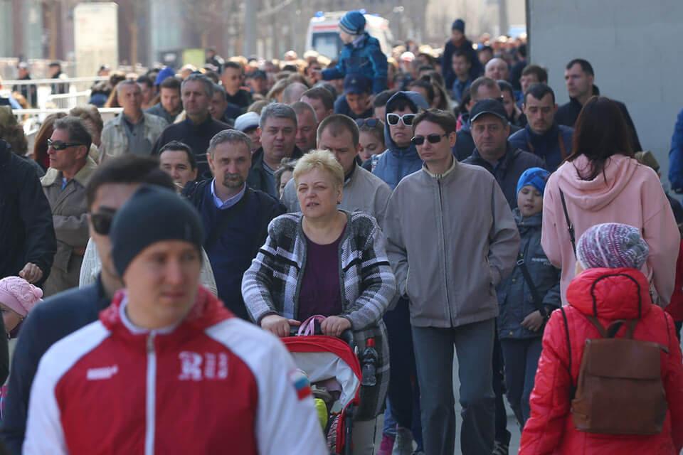 Rusya Halkı-Rusya Nüfusu