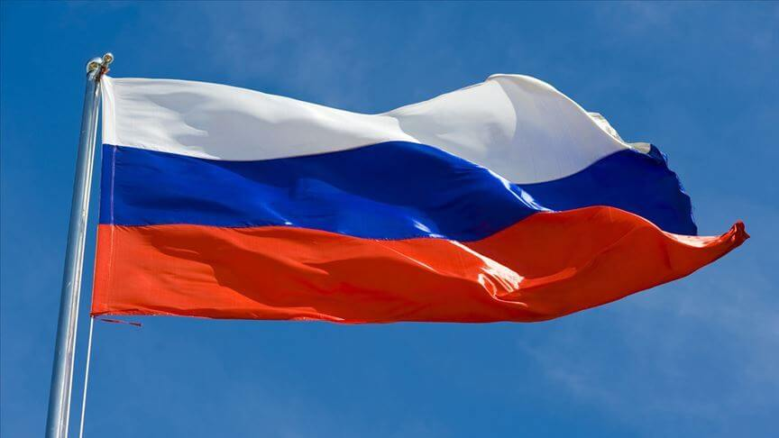 Rusya Federasyonu Bayrağı