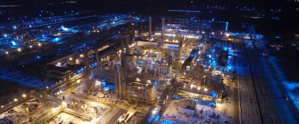 Sibur-ZabSib-2-Etilen-Kraker-Hidrojen-Fabrikası (Rönesans Holding)