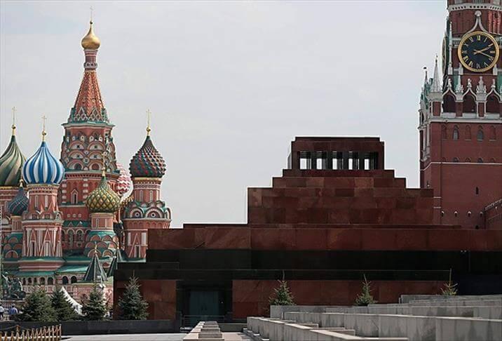 Kızıl Meydan - Lenin Mozelesi