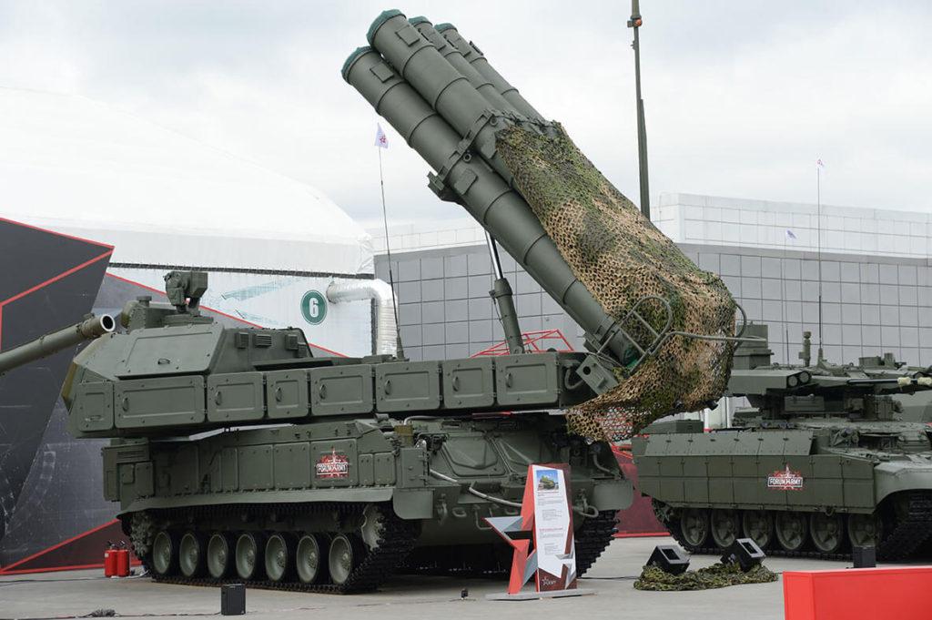 Rusya Askeriye Füze