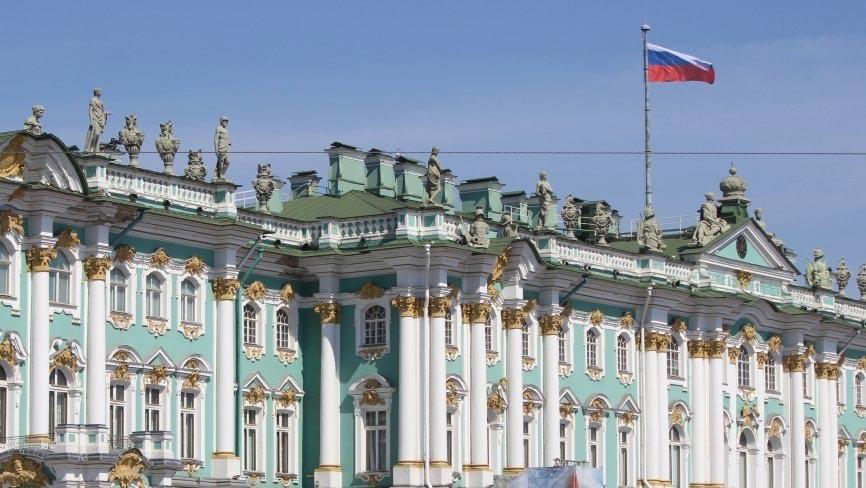 Ermitaj Müzesi - St. Petersburg