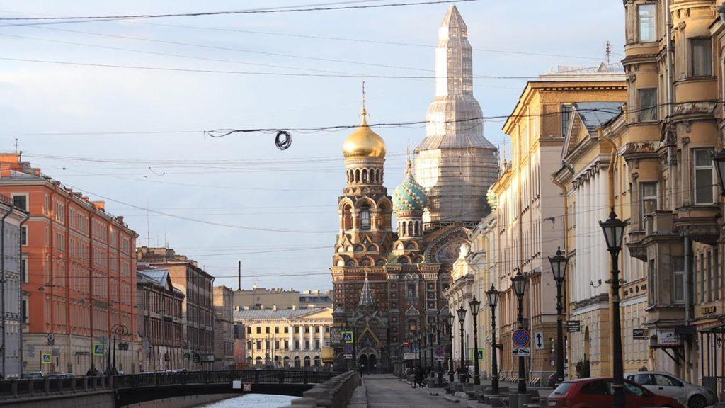 Voskresenia Khristova Kilisesi (St Petersburg)