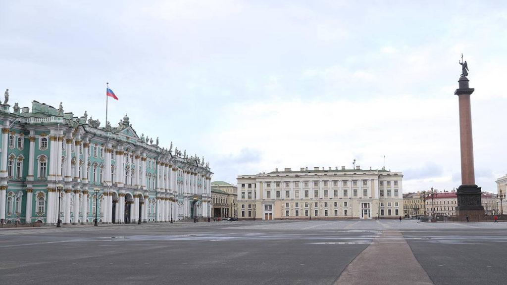 St. Petersburg nerede ? St. Petersburg gezilecek yerler ?